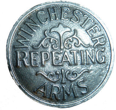 Winchester Repeating Arms Medallion