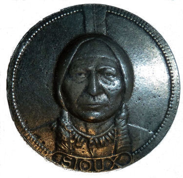Sioux Medallion