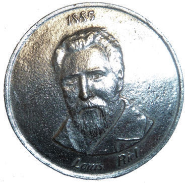 Louis Riel Medallion